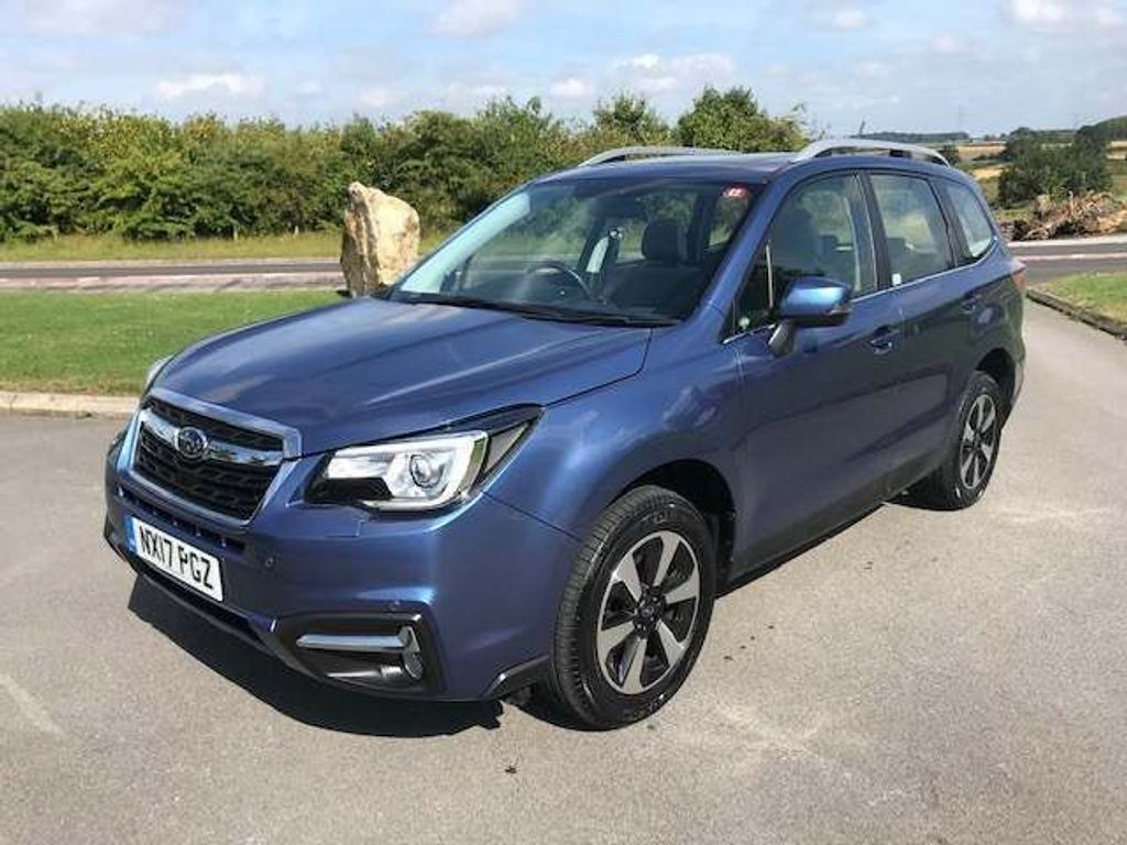 Subaru Forester SUV 2.0 XE Lineartronic 4x4 5dr