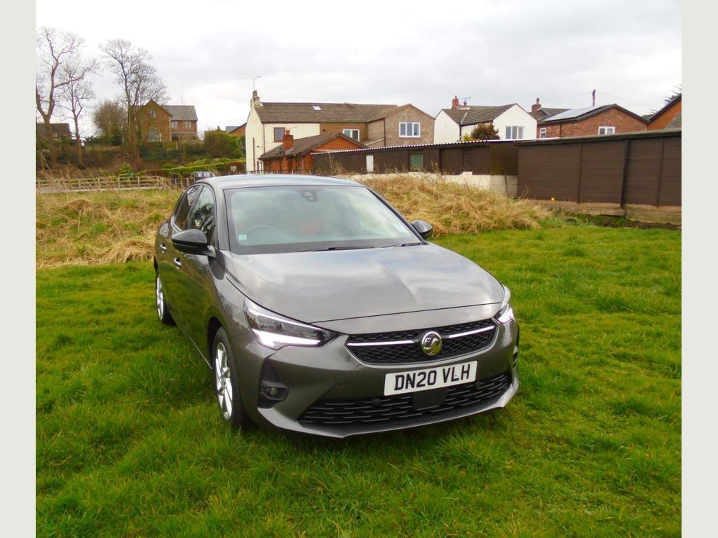 Vauxhall Corsa Hatchback 1.2 Turbo SRi Nav (s/s) 5dr