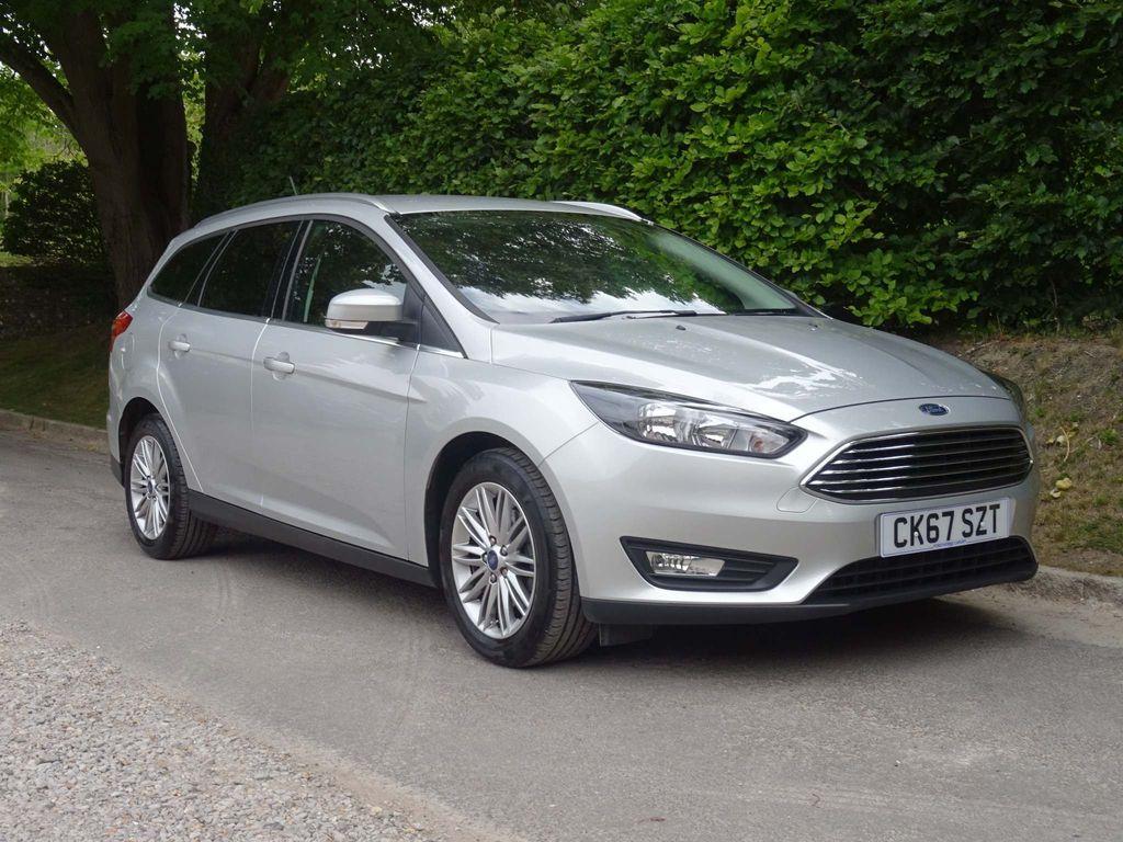 Ford Focus Estate 1.0T EcoBoost Zetec Edition (s/s) 5dr