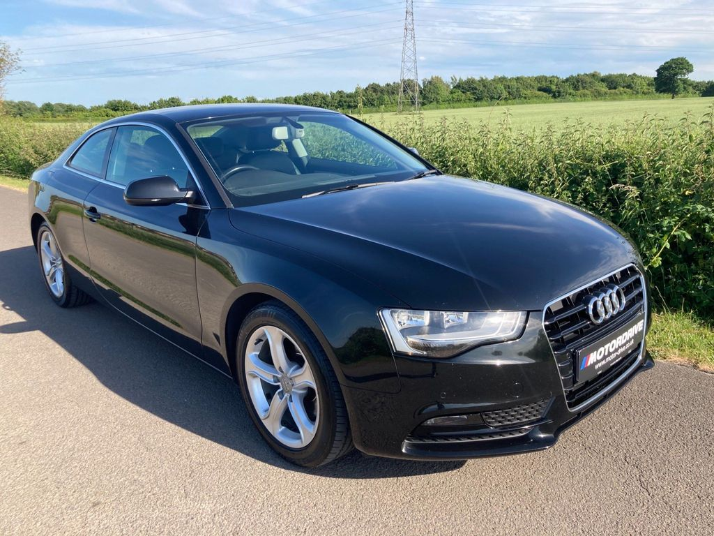 Audi A5 Coupe 2.0 TDI ultra SE 2dr