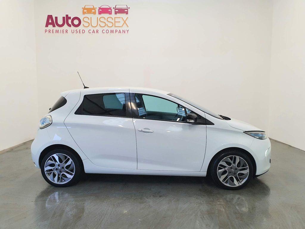Renault Zoe Hatchback 22kWh Dynamique Intens Auto 5dr (i)