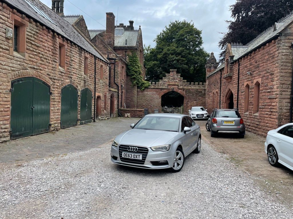 Audi A3 Saloon 1.4 TFSI CoD Sport S Tronic (s/s) 4dr