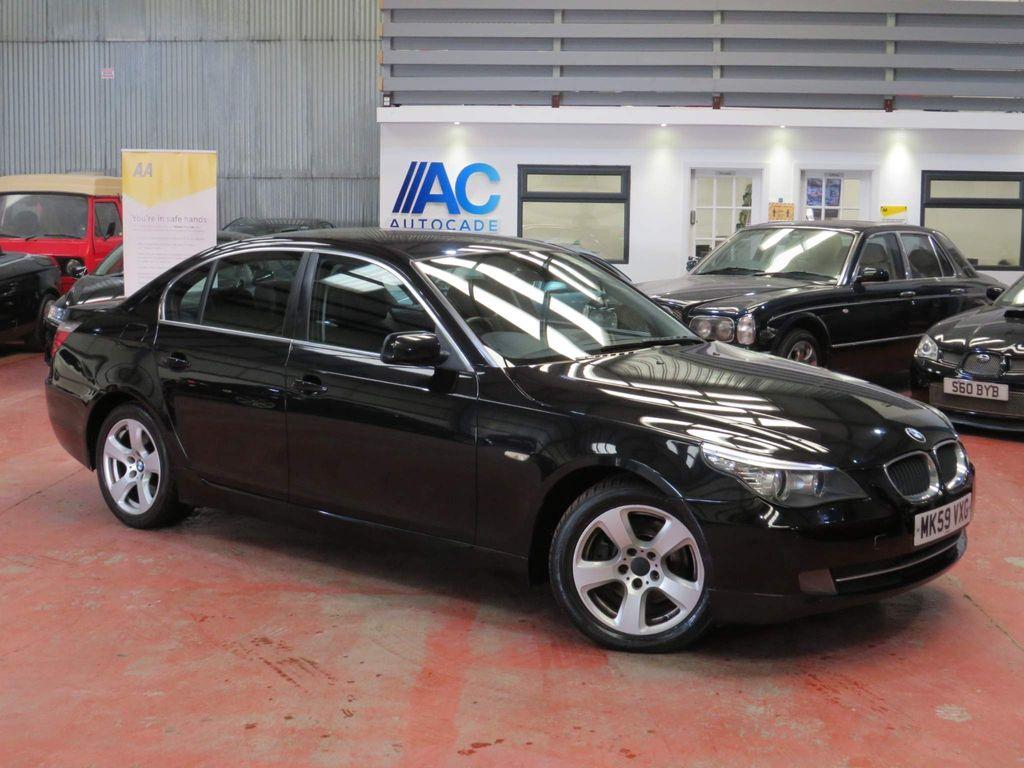 BMW 5 Series Saloon 2.0 520d SE Business Edition 4dr