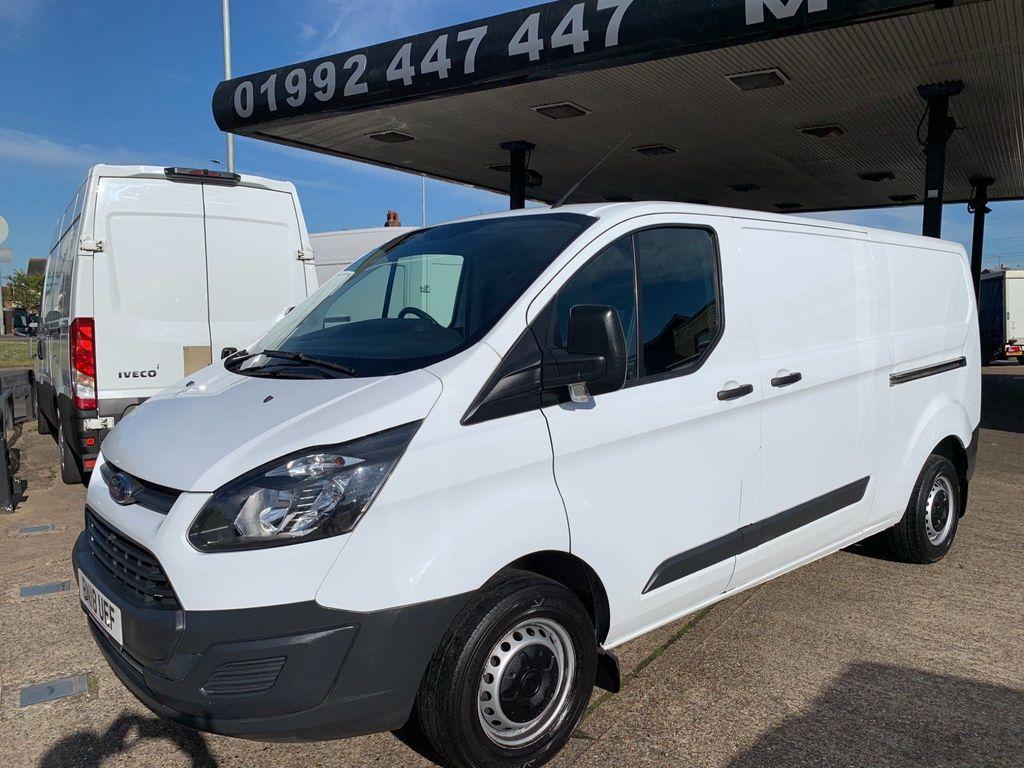 Ford Transit Custom Panel Van 2.0 300 EcoBlue L2 H2 EU6 (s/s) 5dr