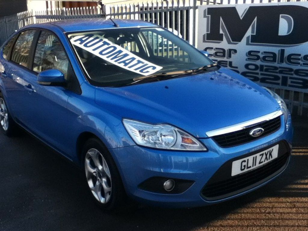 Ford Focus Hatchback 1.6 Sport Auto 5dr