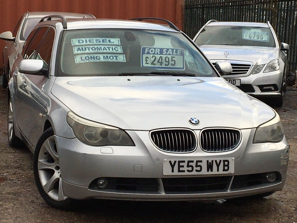 BMW 5 Series Unlisted 525d Se Touring 2.5