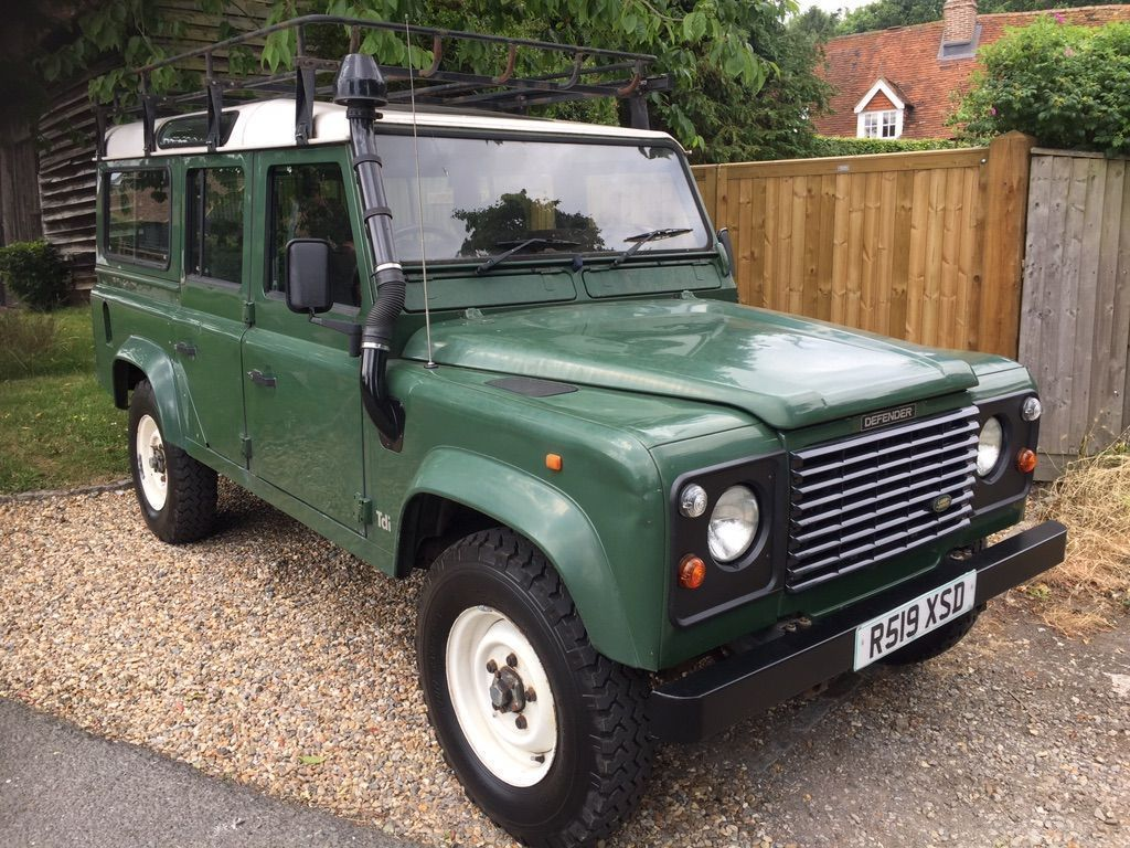 Land Rover Defender 110 SUV 2.5 TDi County 5dr