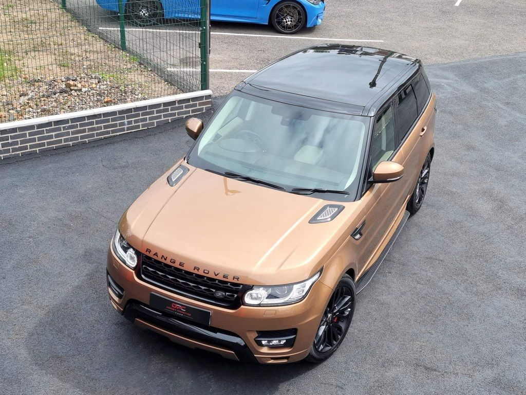 Land Rover Range Rover Sport SUV 3.0 SD V6 HSE Dynamic Auto 4WD (s/s) 5dr