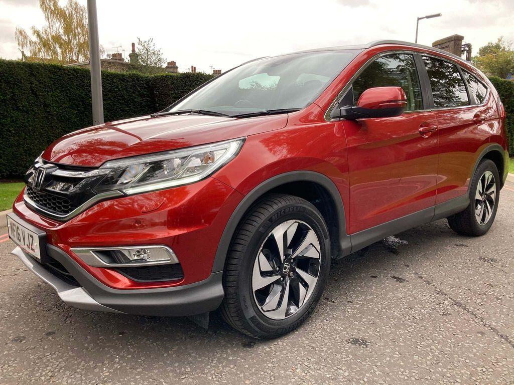 Honda CR-V SUV 2.0 i-VTEC EX Auto 4WD 5dr