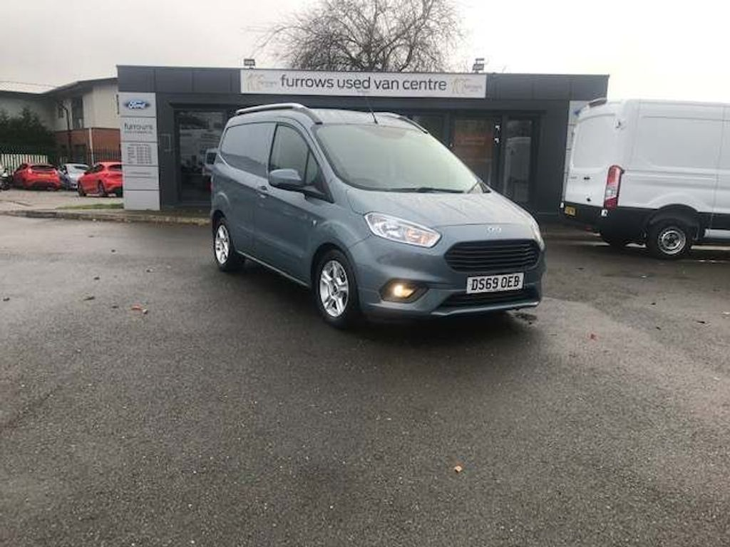 Ford Transit Courier Panel Van 1.5 TDCi Limited L1 EU6 5dr