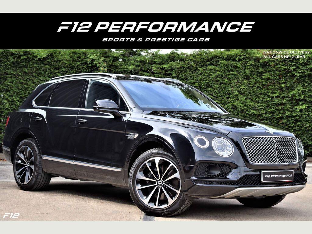 Bentley Bentayga SUV 6.0 W12 Mulliner Auto 4WD (s/s) 5dr