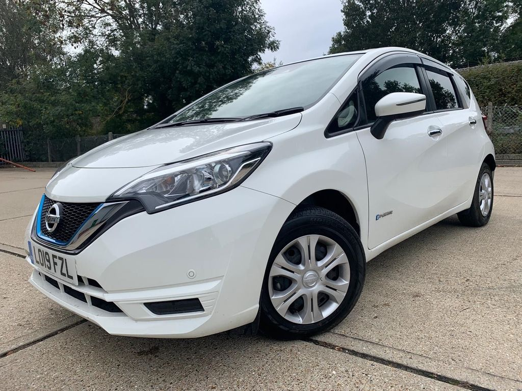 Nissan Note Hatchback 1.2 Hybrid Electrical Petrol, Automatic