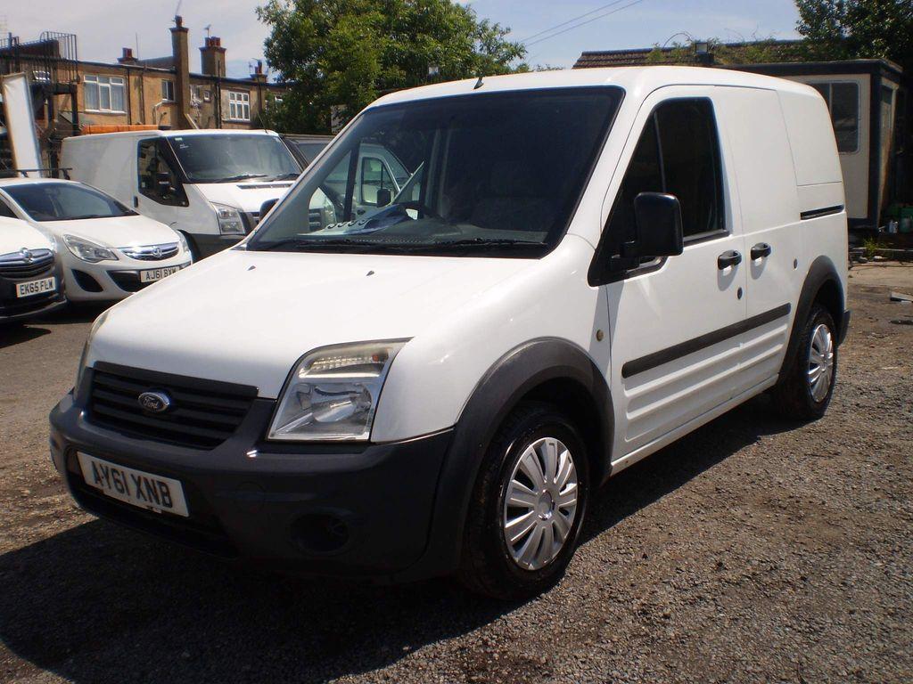 Ford Transit Connect Panel Van 1.8 TDCi T200 Panel Van SWB 4dr DPF