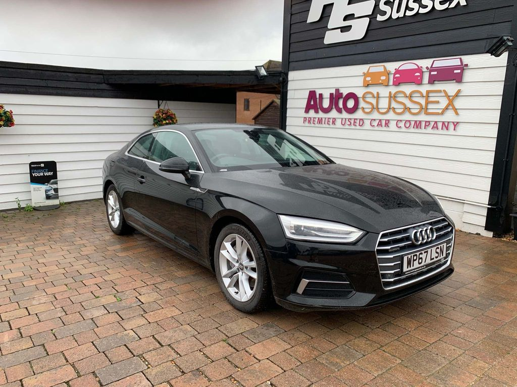 Audi A5 Coupe 3.0 TDI V6 Sport S Tronic quattro (s/s) 2dr
