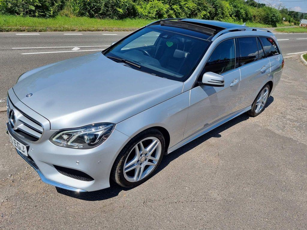 Mercedes-Benz E Class Estate 2.1 E220 CDI BlueTEC AMG Line (Premium) 7G-Tronic Plus 5dr