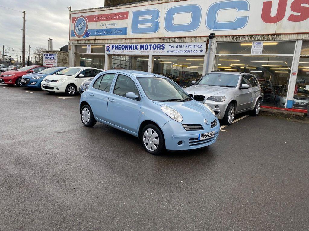 Nissan Micra Hatchback 1.2 16v SE 5dr