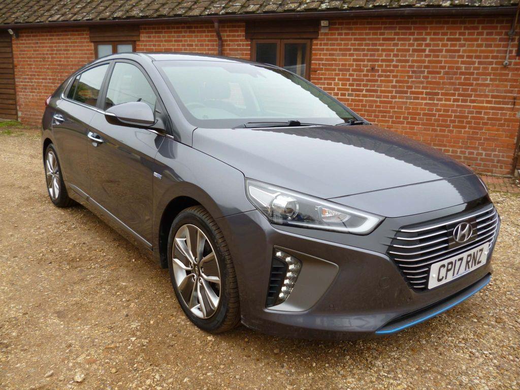 Hyundai Ioniq Hatchback 1.6 h-GDi Premium SE DCT (s/s) 5dr