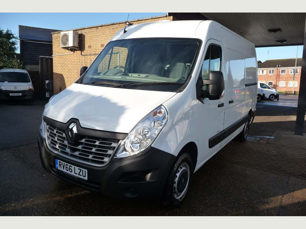 Renault Master Panel Van 2.3 dCi 33 Business FWD 5dr