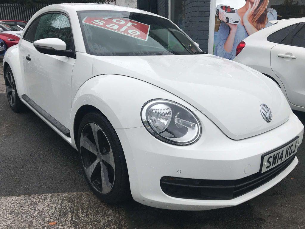 Volkswagen Beetle Hatchback 1.2 TSI 3dr