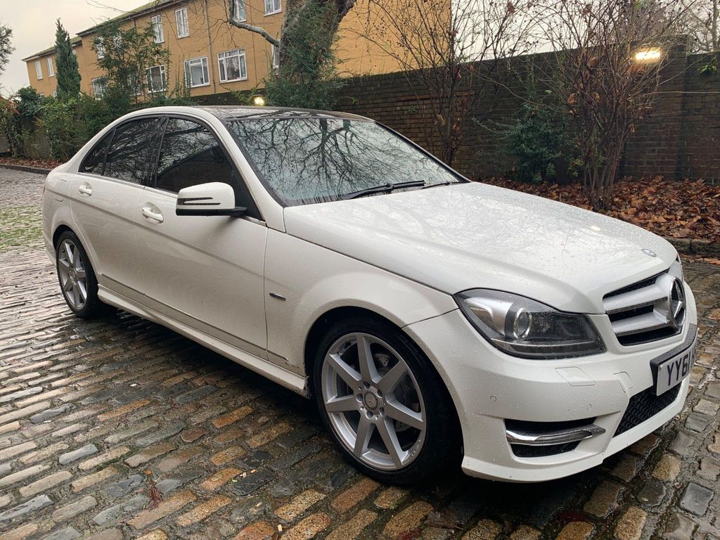 Mercedes-Benz C Class Saloon 2.1 C220 CDI Sport Edition 125 7G-Tronic 4dr