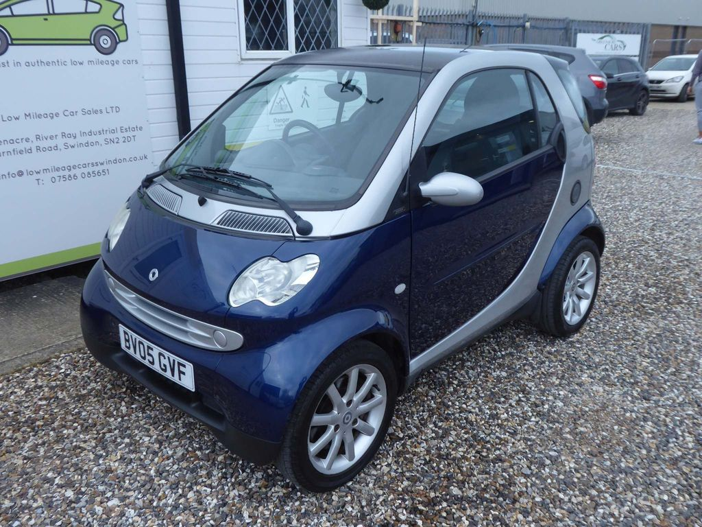 Smart fortwo Hatchback 0.7 City Spring 3dr