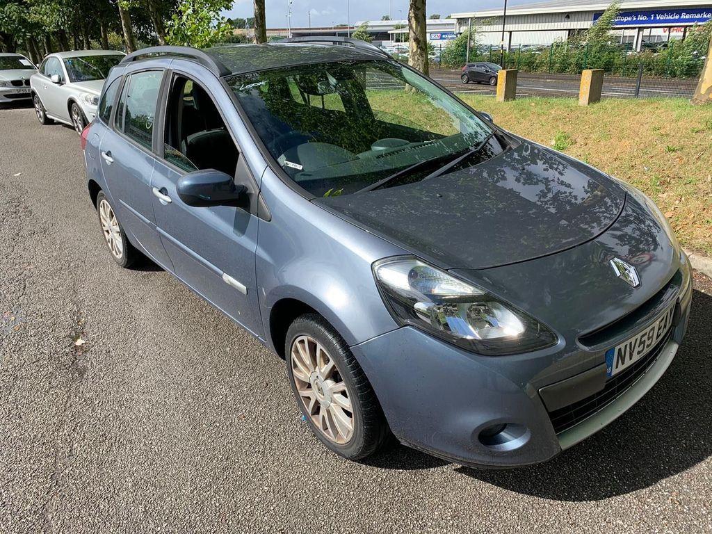 Renault Clio Estate 1.5 dCi Dynamique Sport Tourer 5dr
