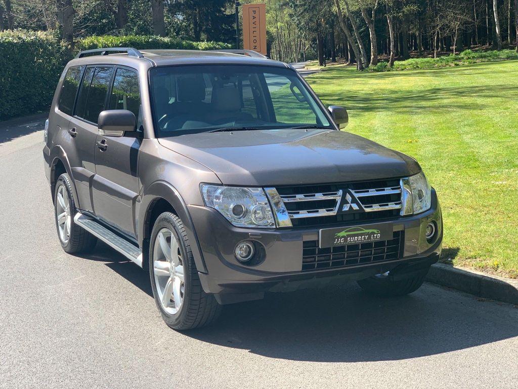 Mitsubishi Shogun SUV 3.2 DI-DC SG4 LWB SUV 5dr
