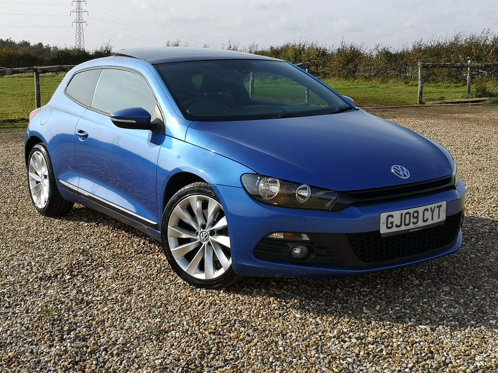 Volkswagen Scirocco Coupe 2.0 TSI GT 3dr