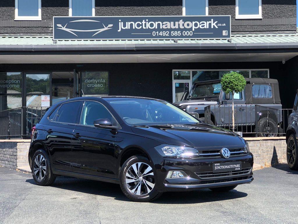 Volkswagen Polo Hatchback 1.0 TSI Match (s/s) 5dr