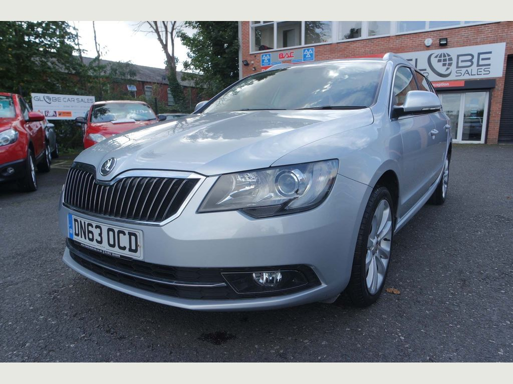SKODA Superb Estate 1.8 TSI SE 5dr