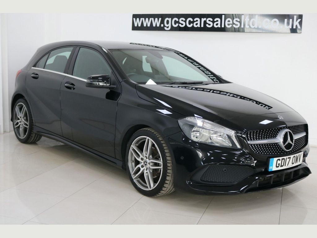Mercedes-Benz A Class Hatchback 2.1 A200d AMG Line (Executive) (s/s) 5dr