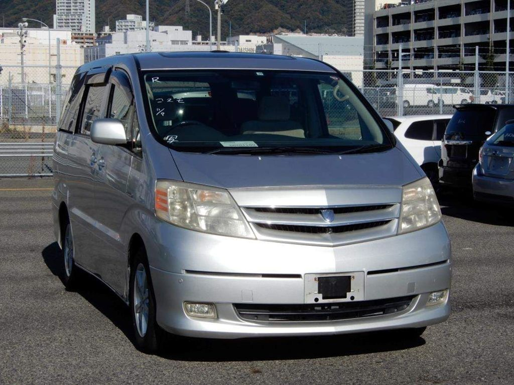Toyota Alphard MPV Hybrid G Edition