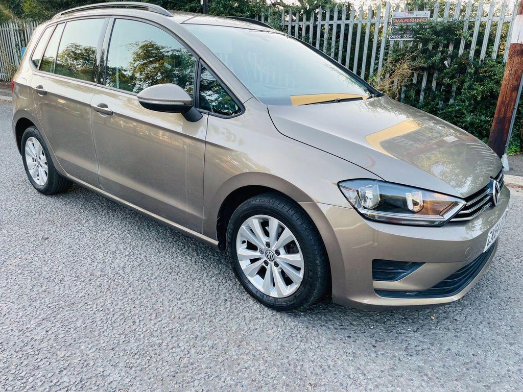 Volkswagen Golf SV MPV 2.0 TDI BlueMotion Tech SE (s/s) 5dr