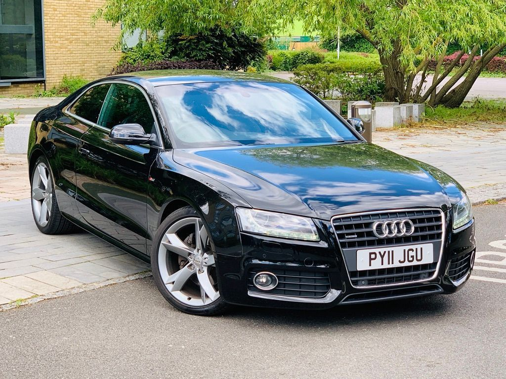 Audi A5 Coupe 2.0 TFSI S line Special Edition S Tronic quattro 2dr