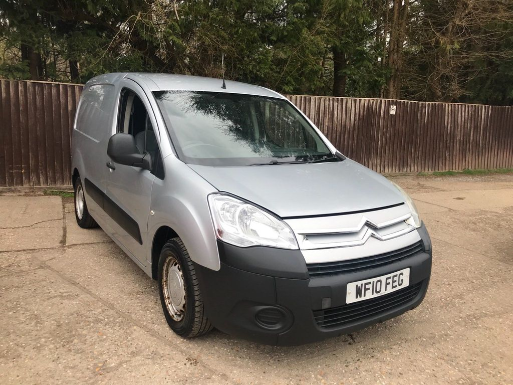 Citroen Berlingo Panel Van 1.6 HDi L1 625 X Panel Van 4dr