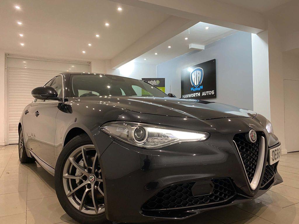 Alfa Romeo Giulia Saloon 2.2 TD Super Auto (s/s) 4dr