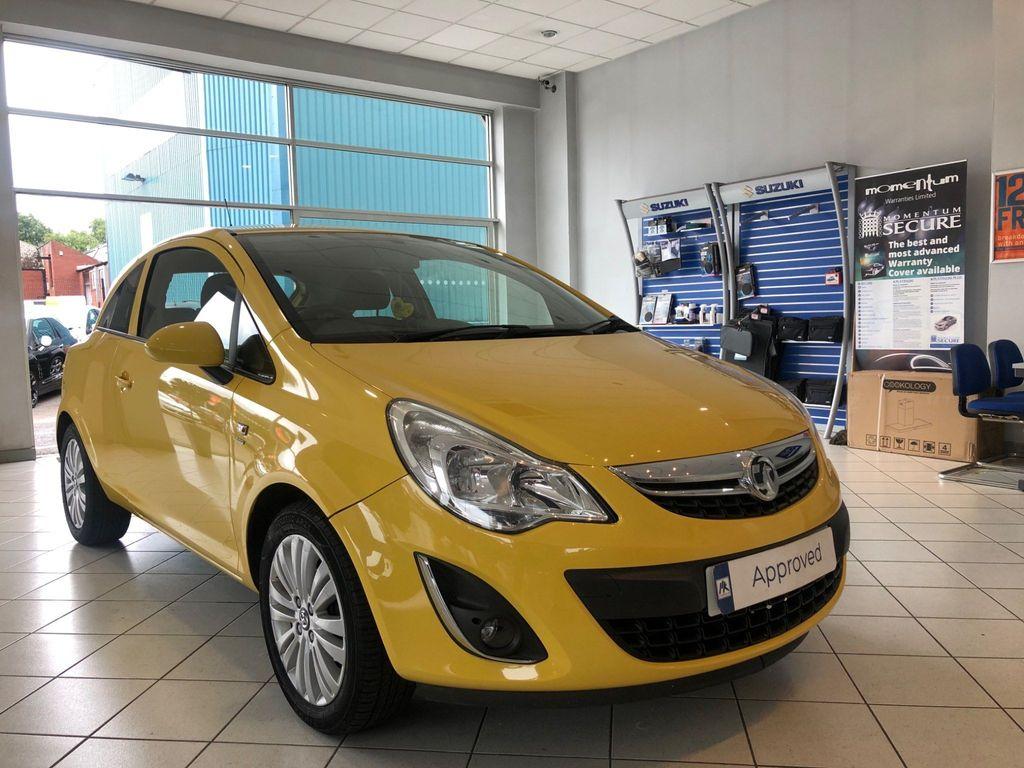 Vauxhall Corsa Hatchback 1.2 i Energy 3dr