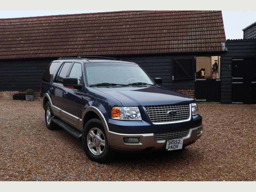 Ford Expedition Unlisted 5.7 Litre V8 7 Seats