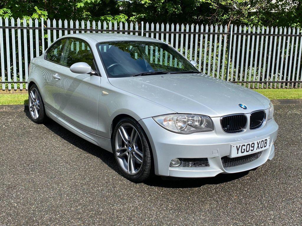 BMW 1 Series Coupe 2.0 123d M Sport 2dr