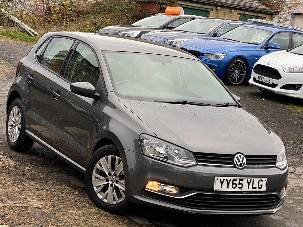 Used Volkswagen Polo Hatchback 1 2 Tsi Bluemotion Tech Se S S 5dr In Halifax West Yorkshire Pellon Motor Group