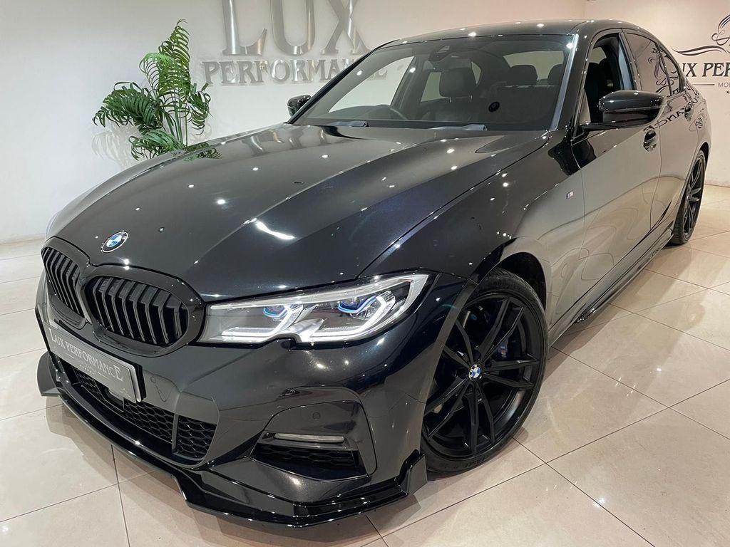 BMW 3 Series Saloon 2.0 330i M Sport Auto (s/s) 4dr