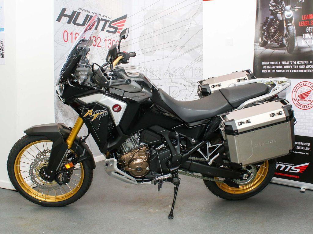 Honda CRF1100L Africa Twin Adventure Adventure Sports ABS Black Metallic