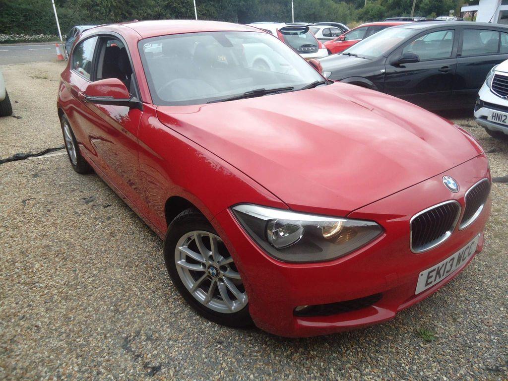 BMW 1 Series Hatchback 1.6 114d SE Sports Hatch (s/s) 3dr