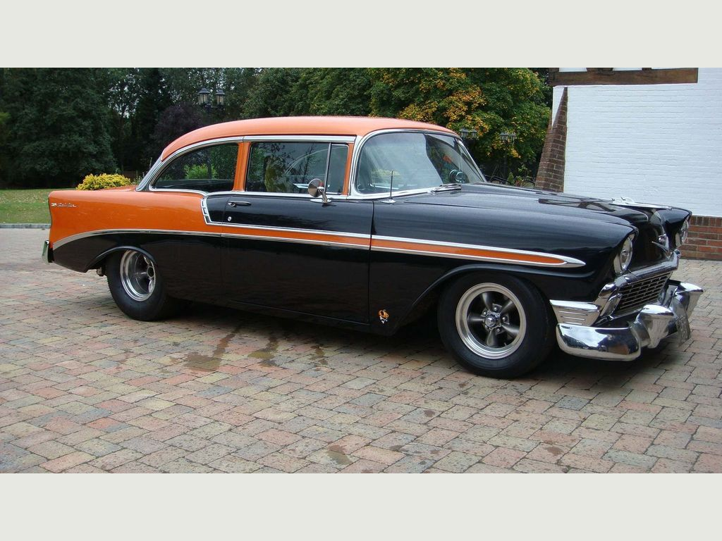 Chevrolet Belair Coupe BODY OFF RESTORATION BIG BLOCK V8