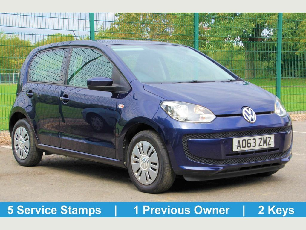 Volkswagen up! Hatchback 1.0 Move up! ASG 5dr