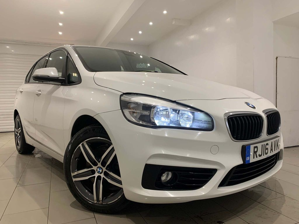 BMW 2 Series Active Tourer MPV 1.5 218i Sport Active Tourer (s/s) 5dr