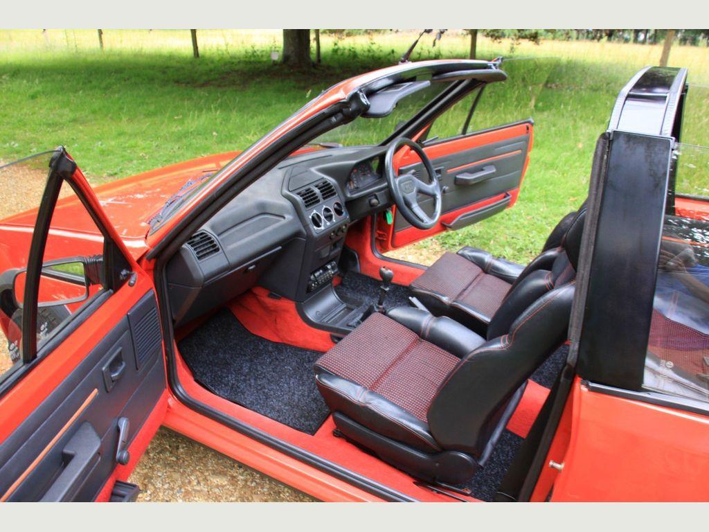 Peugeot 205 Convertible 1.6 CTi 2dr