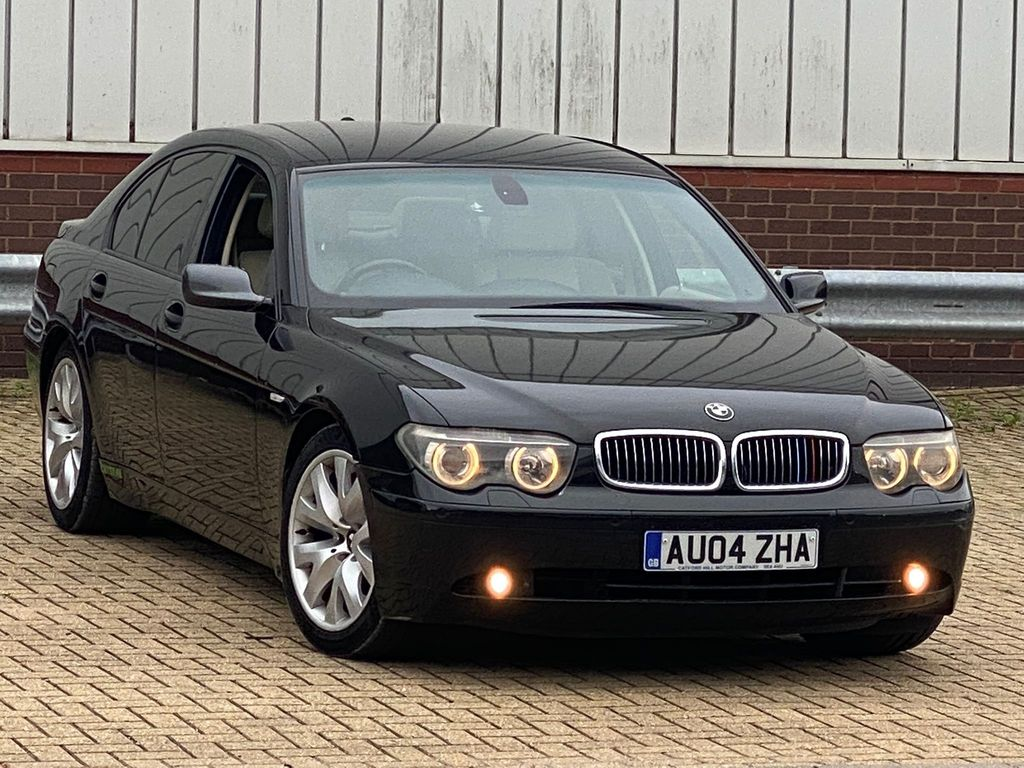 BMW 7 Series Saloon 3.0 730d Sport 4dr