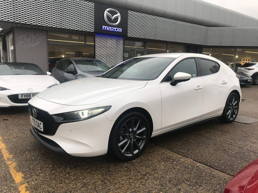 Mazda Mazda3 Hatchback 2.0 SKYACTIV-G MHEV GT Sport Tech (s/s) 5dr