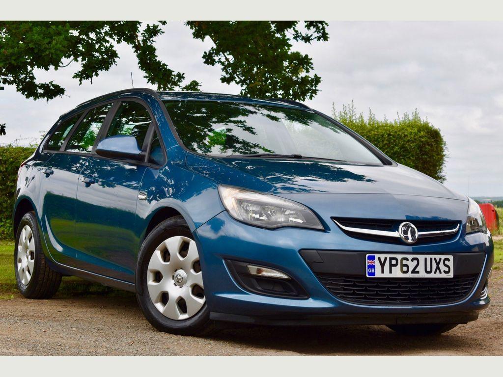 Vauxhall Astra Estate 1.3 CDTi ecoFLEX 16v ES (s/s) 5dr